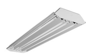Howard Lighting HFB3E454APSMV000000I HFB3 4 Lamp T5 HO Linear Fluorescent High Bay Lighting