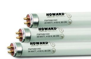 Howard Lighting F24T5/850/HO 24W 24 Watt 24