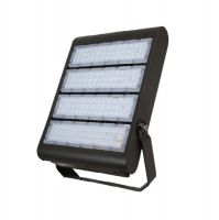 Howard Lighting XFL-5220-LED-MV-TR DLC Qualified 220 Watt LED Flood Light Fixture Dimmable 5000K with Trunnion Mounting