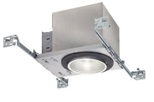 Juno Lighting IC1LED-G4-06LM 12 Watts 4 Inch IC Rated New Construction Recessed Housing