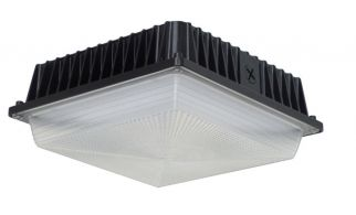Main Image Howard Lighting LCN4050MV 40 Watt LED Canopy Light Fixture 120-277V 5000K