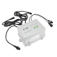 American Lighting LED-RGB-CTRL-24V Dual Output Controller DMX Interface 24V DC for LED-RGB-15A-24V