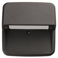 Lithonia Lighting OLSS DDB M6 Outdoor LED Step Light Square, Black Bronze, MVOLT