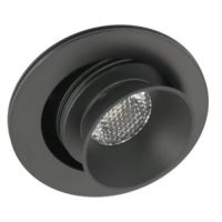 American Lighting LMV 1.25 Watt LED Mini Visor Swivel Puck Light with 350mA Connector