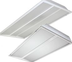 LSI Industries GA LED UE Economy Recessed Troffer Light Fixture
