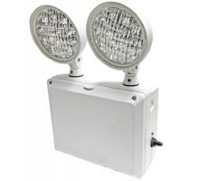 LSI Industries LSWL GY Wet Location Emergency Light