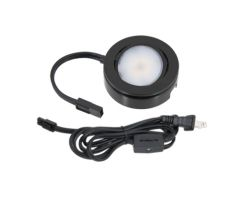 American Lighting MVP-1 4.3 Watt MVP Swivel LED Single Puck Light Kit 120V Dimmable