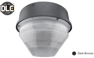 Image NaturaLED LED-FXPG60/50K/DB 7091 60 Watt Parking Garage Fixture 150W HID Equivalent DLC Listed 5000K