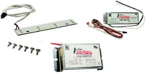 Fulham Lighting FHSKITT04LNC 4 Watt Emergency Lighting Retrofit Kit 145 Minute Run time