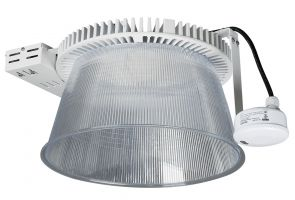 Energetic Lighting E2HBA-M DLC Premium Listed LED Pro-Classical High Bay Fixture 5000K with Microwave Occupancy Sensor
