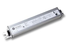 Main Image GE Lighting 68595 GEPS6500NCMUL-SY 50 Watt LED Driver for RH30 RV60 Cooler Refrigerator Light Bar 24V