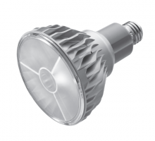 Product Image 2 CREE LBR30A92-50D-GU24 12 Watts 12W BR30 GU24 Base LED 50 Degree Dimmable Lamp 2700K