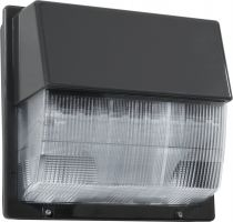 Lithonia Lighting TWP-LED-ALO LED Wallpack Fixture with Adjustable Light Output Replacing Up To 250W Metal Halide