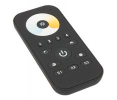 American Lighting TWRF-3AAA Trulux Hand-held Tunable RF Remote Control