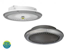 ILP UFO Series DLC Premium Listed LED Industrial Low Bay Light Fixture