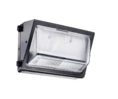 Main Image Jarvis Lighting WMFT-­250 55 Watt Forward Throw LED Wall Pack Fixture 5000K 120-277V