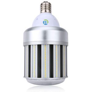 100 watt 3bl corn lamp, one of the brightest in the history of led lighting
