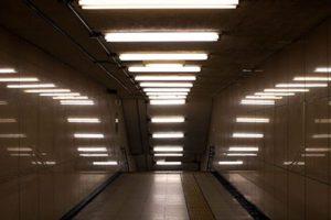 fluorescent lighting
