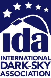 international dark sky association lighting certification logo