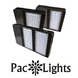 paclights f2sb led pole light