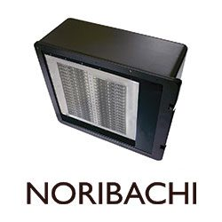 noribachi shoebox led pole light