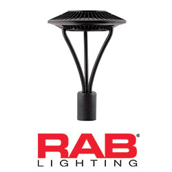 rab lighting aled pole light