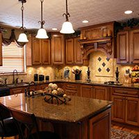color temperatures in kitchens are typically around 3000k