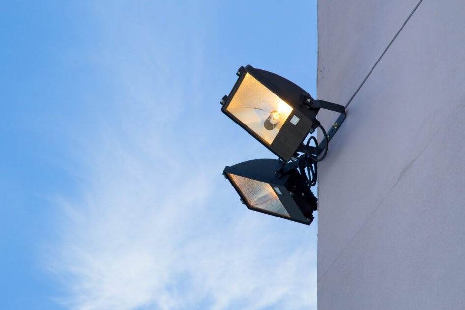 Security Lighting, Types of Security Lighting & How to Choose
